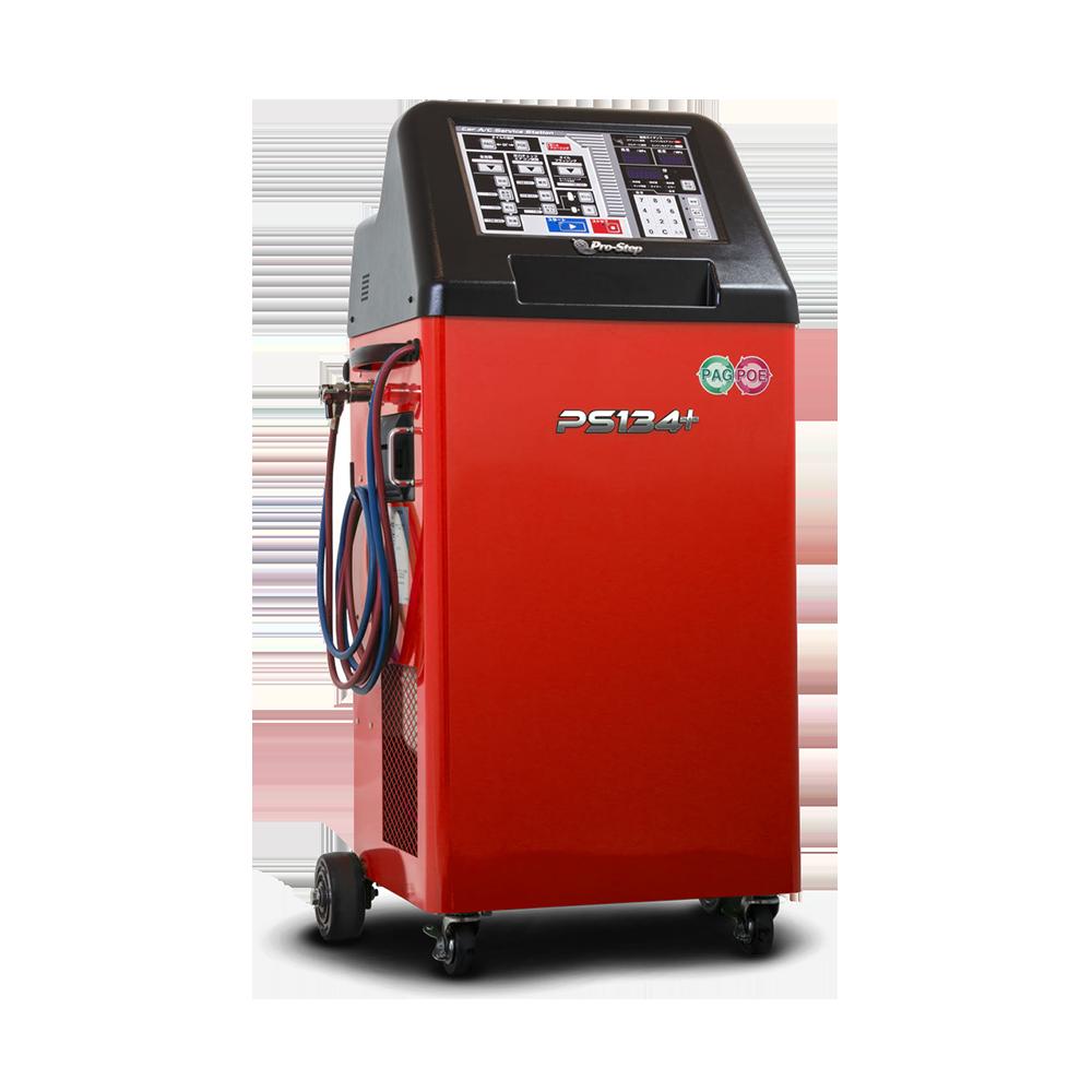エアコン配管サイクル洗浄機能搭載カーエアコンサービスステーション